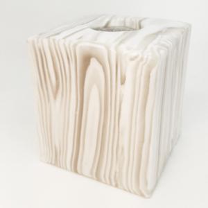 Bougie artisanale pilier faite à la main