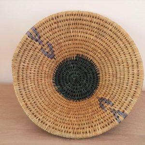 panière lavumisa en fibre naturelle