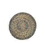 Set de table rond en fibre naturelle