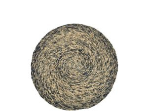 Set de table rond en fibre naturelle